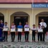 Trao học bổng cho học sinh nghèo vượt khó năm học 2018 – 2019